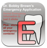 Dr. Bobby Brown Dental Emergency App